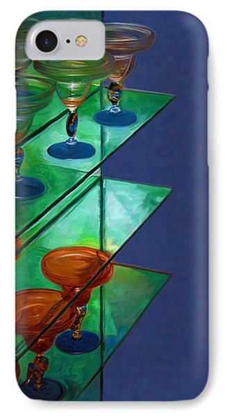 IPhone Case featuring the digital art Sheilas Margaritas by Holly Ethan
