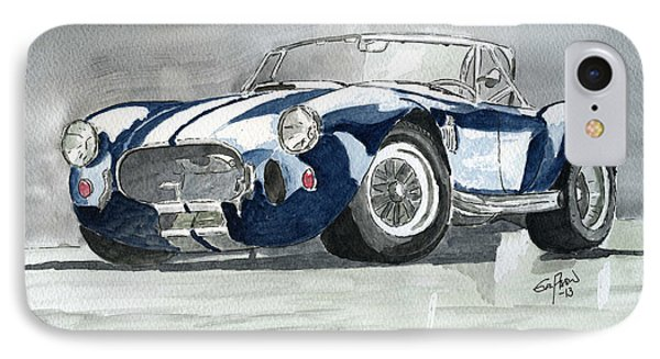 Shelby Cobra IPhone Case by Eva Ason