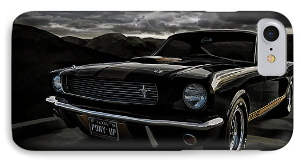 Shelby Gt350h Rent-a-racer IPhone Case by Douglas Pittman