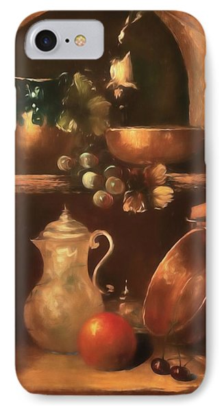 IPhone Case featuring the photograph Shelf Life 2 by Donna Kennedy