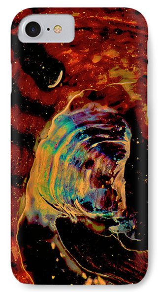 Shell Space IPhone Case by Gina O'Brien