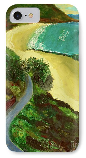 Shelly Beach IPhone Case by Paul McKey