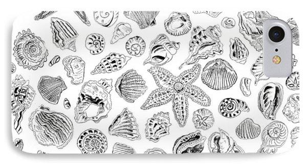 Shells IPhone Case by John Keaton