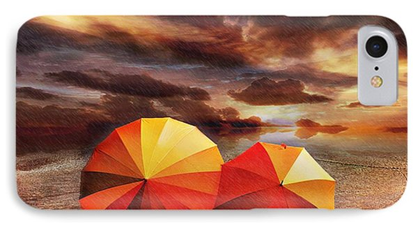 Shelter IPhone Case by Jacky Gerritsen