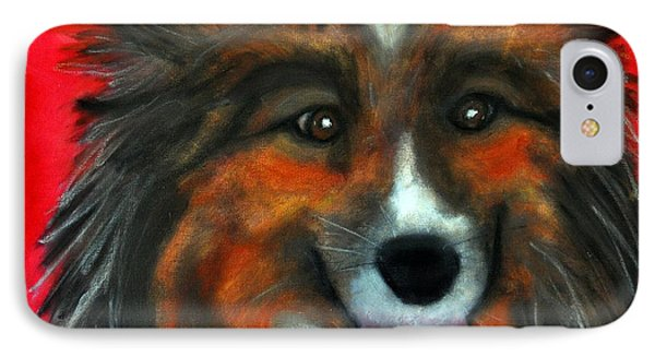 Sheltie- Maggie IPhone Case