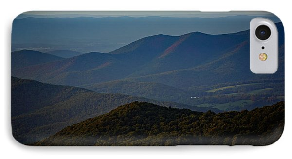 Shenandoah Valley At Sunset IPhone Case by Rick Berk