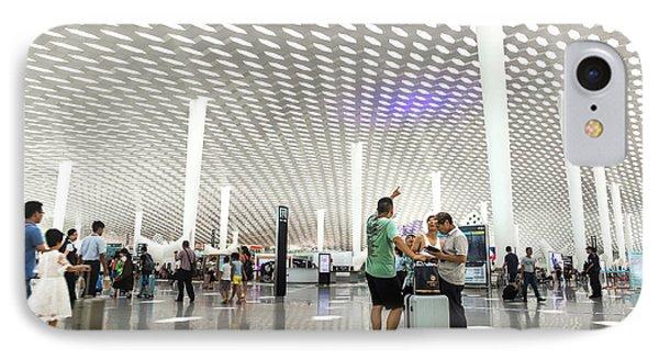 Shenzhen Airport IPhone Case