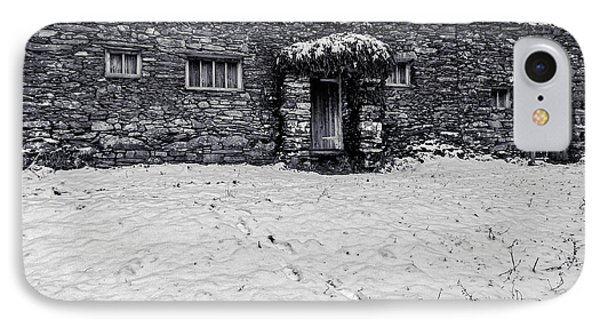 Shepherds Cottage IPhone Case by Keith Elliott