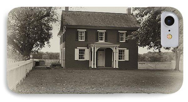 Sherfy Farmhouse IPhone Case by Hugh Smith