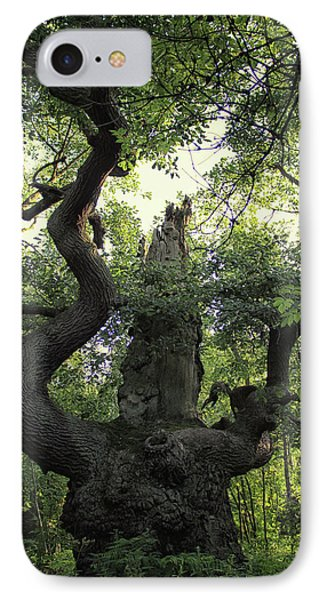 Dungeon iPhone 7 Case - Sherwood Forest by Martin Newman
