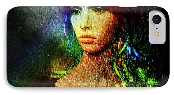 IPhone Case featuring the photograph She's Like A Rainbow by LemonArt Photography