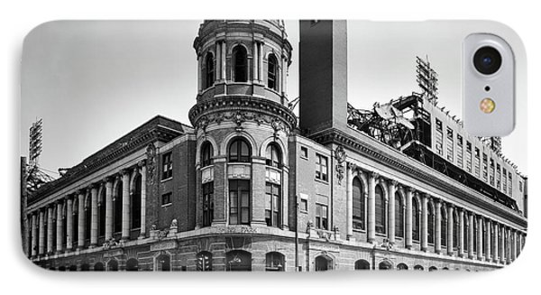 Shibe Park - Philadelphia IPhone Case