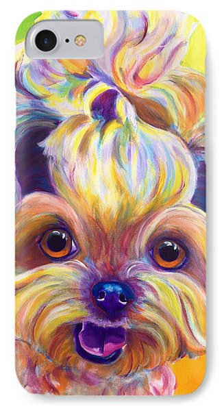 Shih Tzu - Bloom IPhone Case by Alicia VanNoy Call