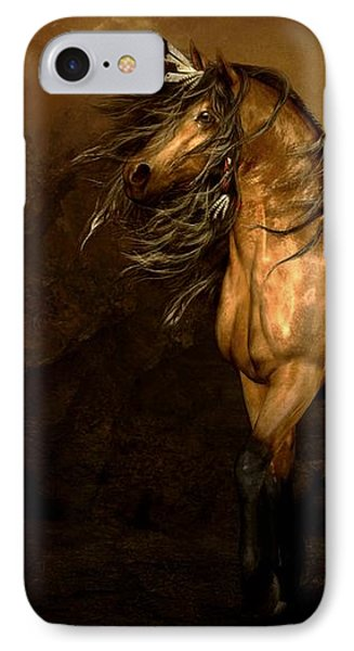 Shikoba Choctaw Horse IPhone Case