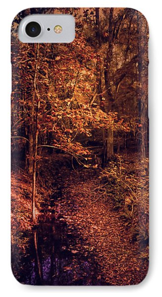 Shiloh Creek 1 IPhone Case by Jai Johnson