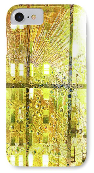 Shine A Light IPhone Case by Tony Rubino