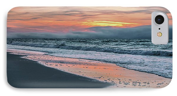 IPhone Case featuring the photograph Shine On Me Beach Sunrise  by John McGraw