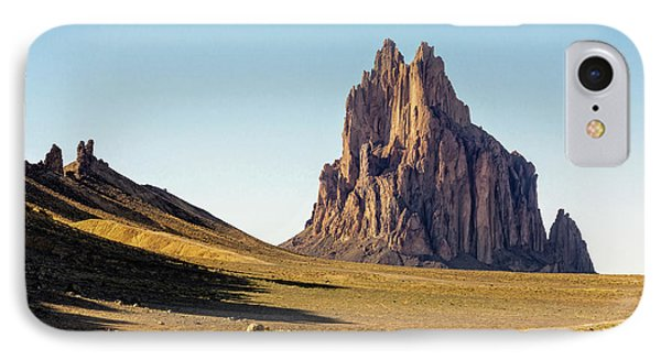Shiprock 3 - North West New Mexico IPhone Case
