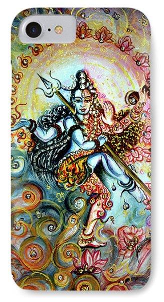 Shiva Shakti IPhone Case