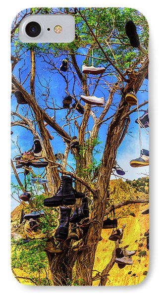 Shoe Tree IPhone Case