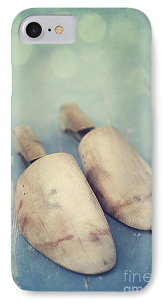 Shoe Trees IPhone Case by Priska Wettstein