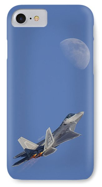 IPhone Case featuring the photograph Shoot The Moon by Adam Romanowicz