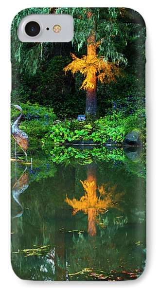 IPhone Case featuring the photograph Shore Acres Beauty by Dale Stillman