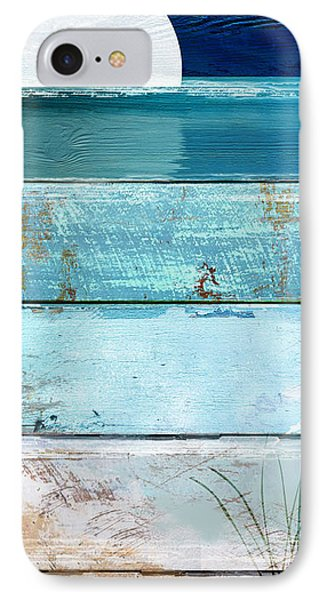 Shore And Moonrise IPhone Case by Mindy Sommers
