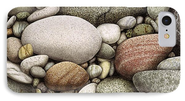 Shore Stones IPhone Case by JQ Licensing