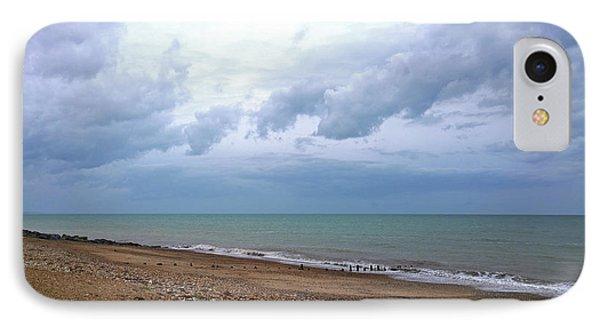 IPhone Case featuring the photograph Shoreham Shoreline by Anne Kotan