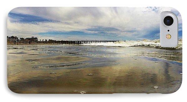 Shoreline IPhone Case by Dan Holm