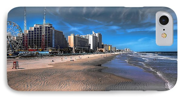 IPhone Case featuring the photograph Shoreline by Jim Hill