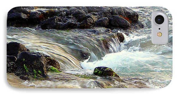 IPhone Case featuring the photograph Shoreline by Lori Seaman