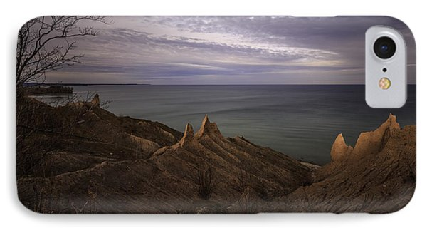 Shoreline Sentries IPhone Case by Everet Regal