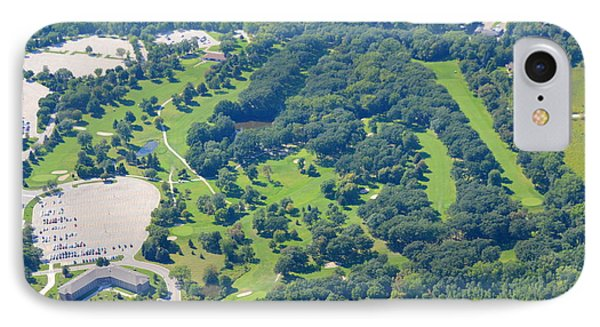 Shorewood Golf IPhone Case by Bill Lang