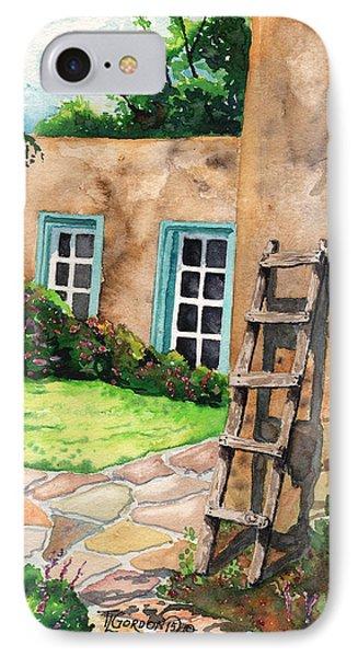 Short Ladder IPhone Case by Timithy L Gordon