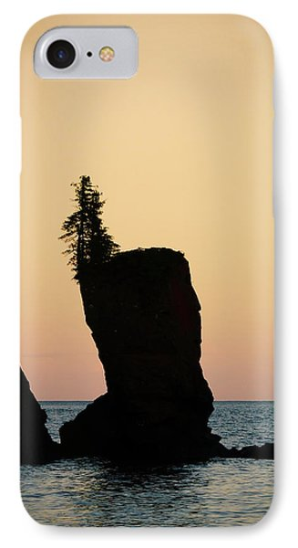 IPhone Case featuring the photograph Shovel Point On Lake Superior by Heidi Hermes
