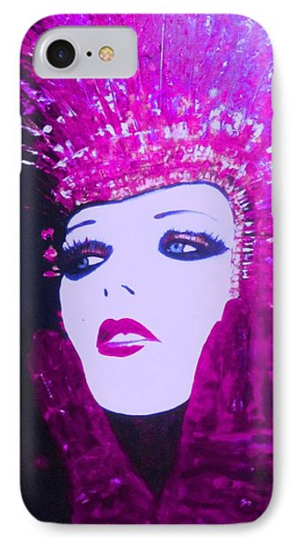 Show Girl Dorothy IPhone Case by Frederick Lyle Morris