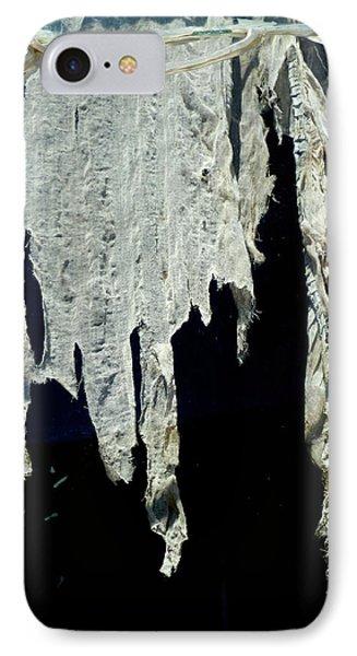 Shredded Curtains IPhone Case