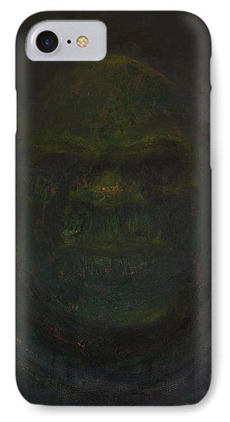 Shrek Phone Case by Antonio Ortiz