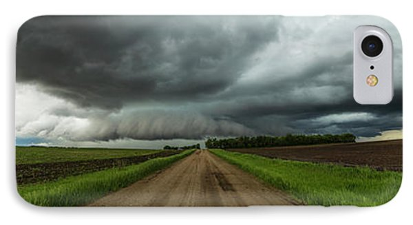 IPhone Case featuring the photograph Sidewinder by Aaron J Groen