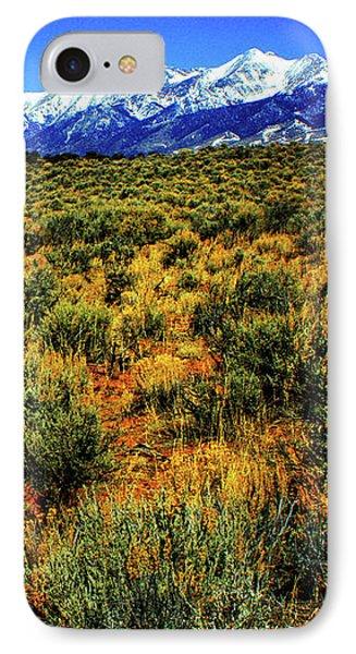 Sierra Blanca IPhone Case