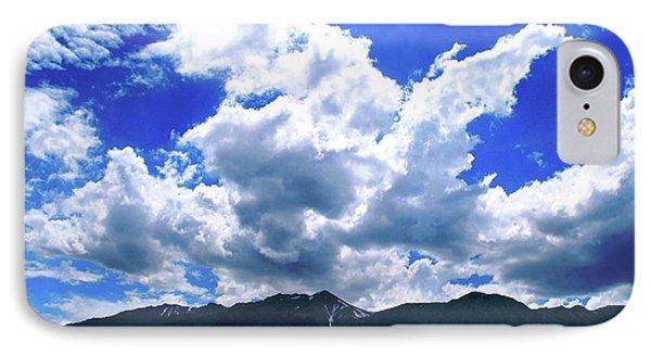 Sierra Nevada Cloudscape IPhone Case by Matt Harang
