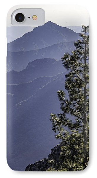 IPhone Case featuring the photograph Sierra Nevada Foothills by Steven Sparks