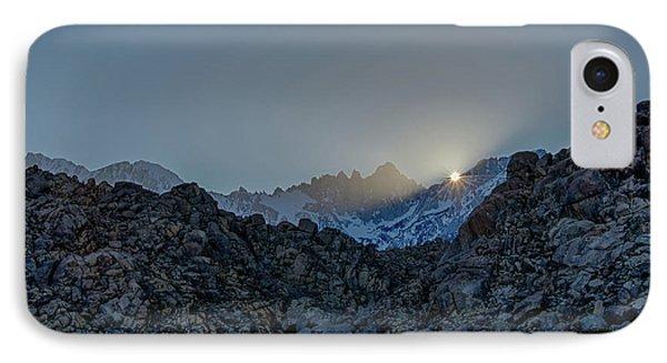 Sierra Sun Burst IPhone Case