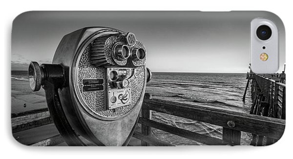Sightseeing IPhone Case by Peter Tellone