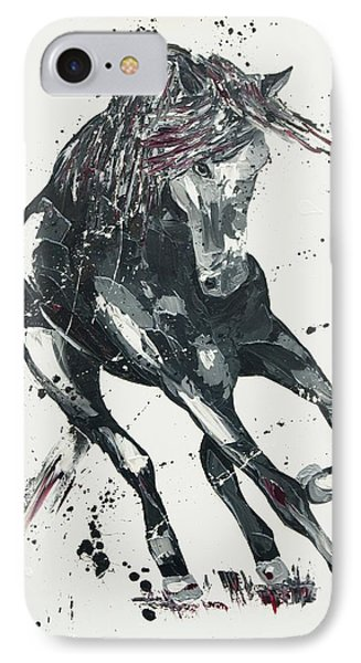 Significance IPhone Case by Penny Warden