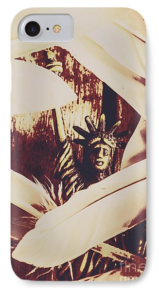 Signing Of The Declaration Of Independence  IPhone Case by Jorgo Photography - Wall Art Gallery