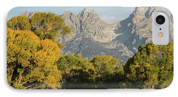 IPhone Case featuring the photograph Signs Of Autum by Colleen Coccia
