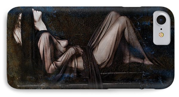 Silence Phone Case by Andre Giovina